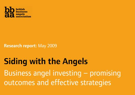 Research Report : Siding with the Angels