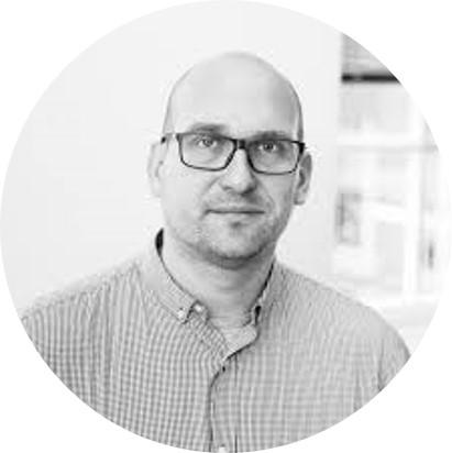 CEO & Co-Founder, Stuart Dawson VentureFounders management team profile picture.