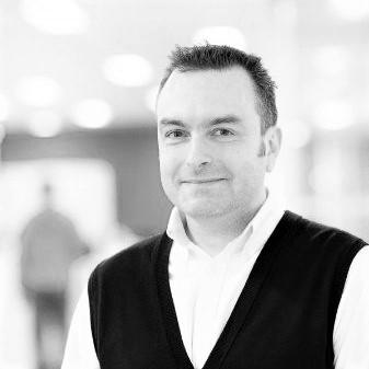 CEO & Co-Founder, DR. CHRIS MCCULLOUGH VentureFounders management team profile picture.