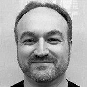 CTO & Co-Founder  , NICK MANN  VentureFounders management team profile picture.